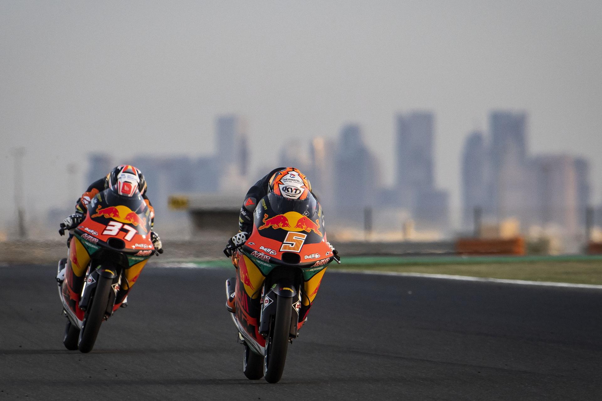 Resultados carrera Moto3 Gran Premio de Qatar