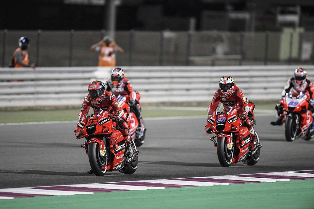 La promesa incumplida de Ducati