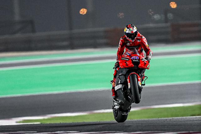 Resultados FP1 y FP2 MotoGP Gran Premio de Qatar
