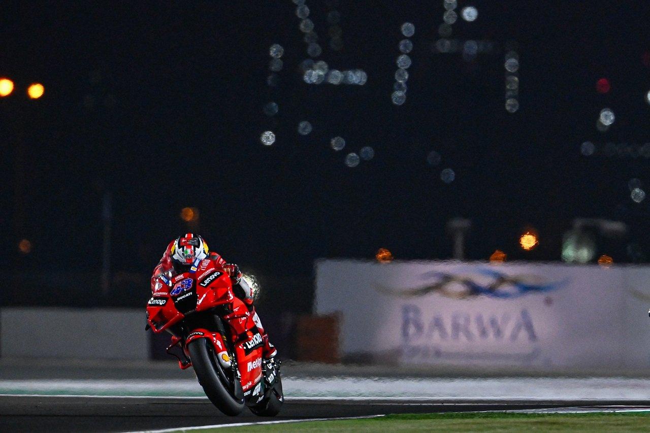 Resultados de MotoGP del viernes en el Gran Premio de Doha