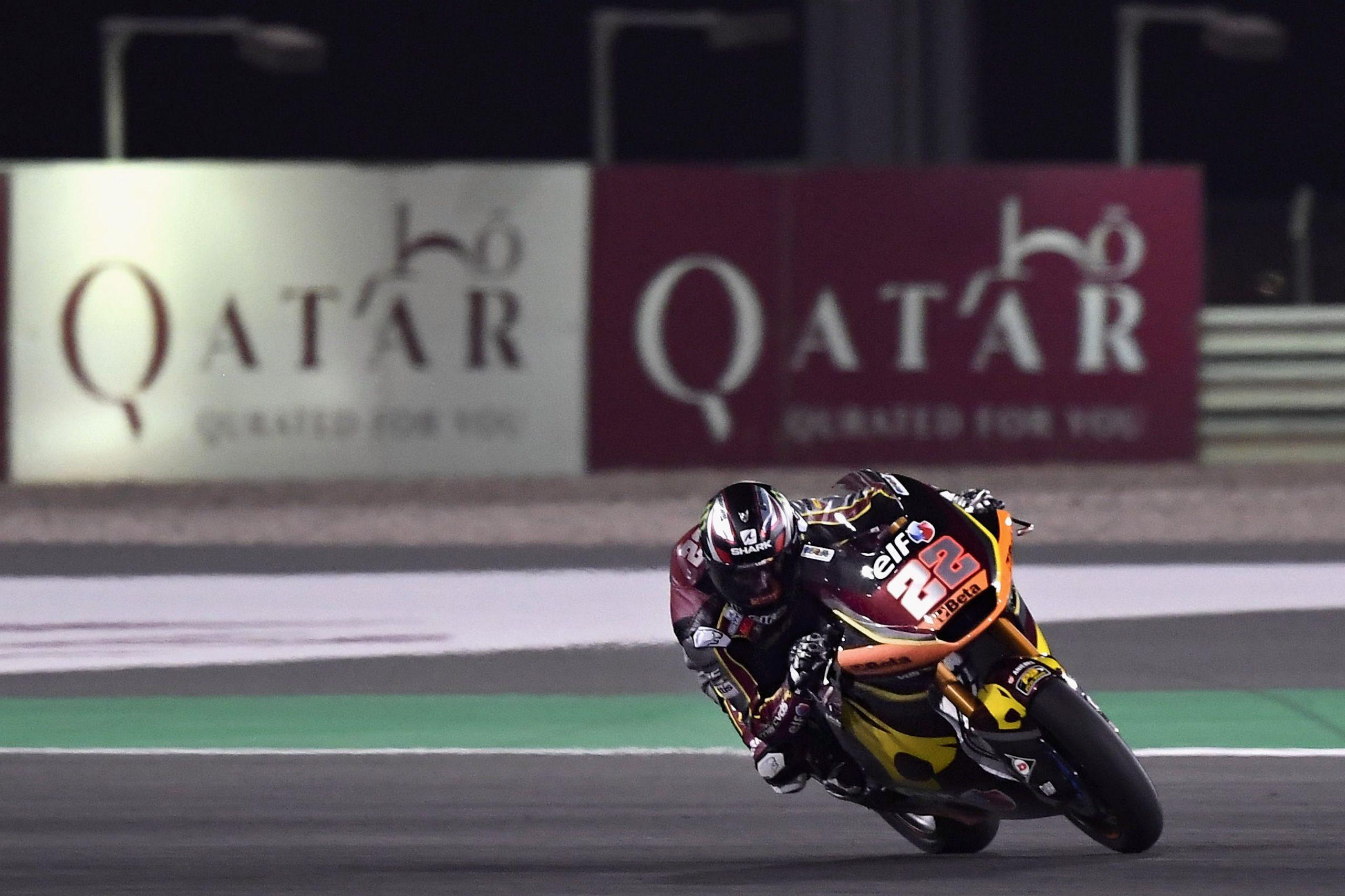 Test Qatar – Moto2: Lowes cierra la última jornada siendo el más rápido