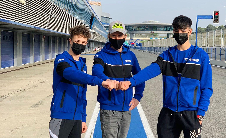 El Cardoso Racing mezcla veteranía con juventud en el ESBK