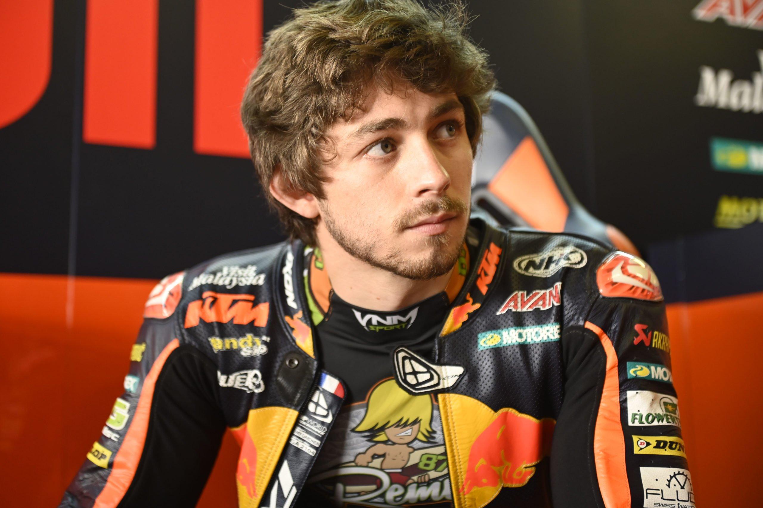 Clasifiación Gran Premio de España Moto2