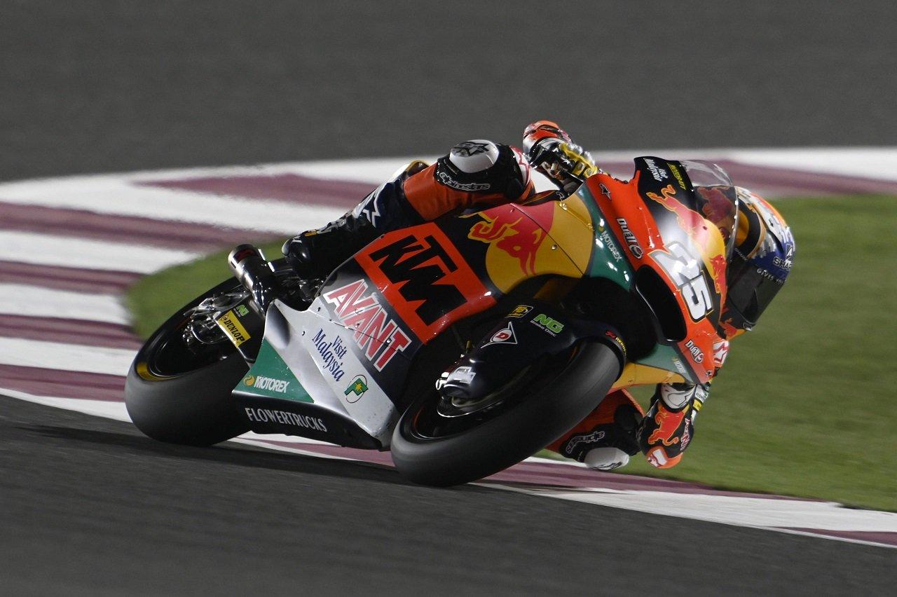 Resultados de Moto2 del viernes en el Gran Premio de Doha