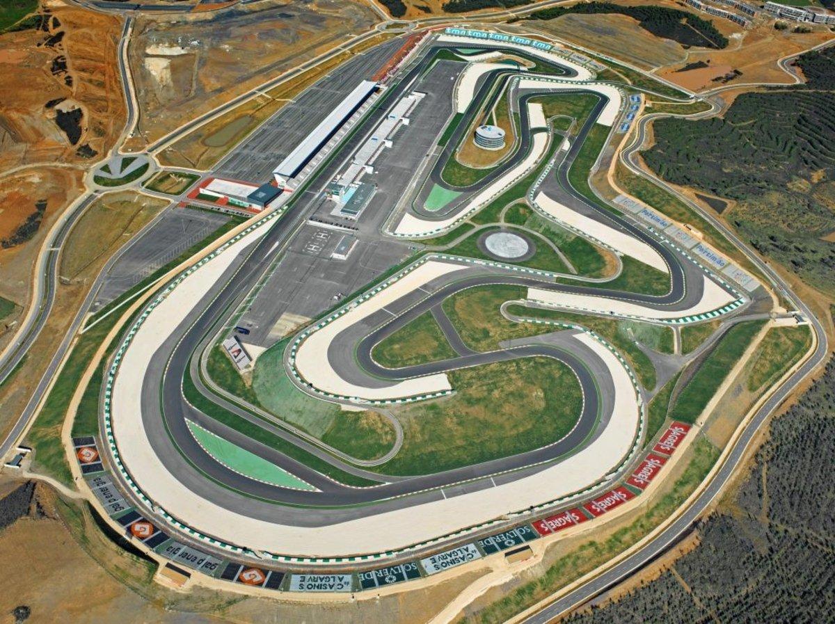 Horario del Gran Premio de Portugal