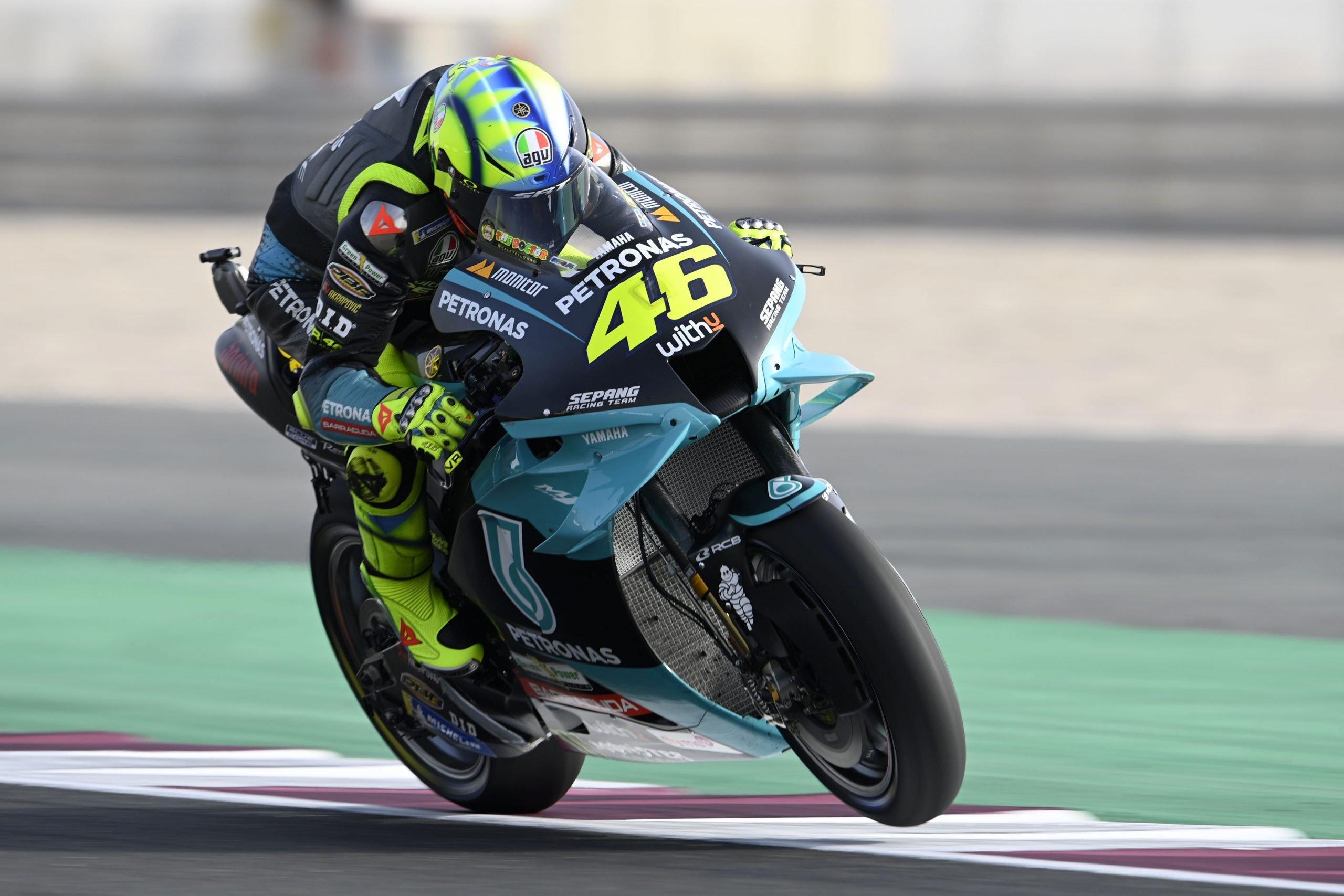 """Rossi: """"En Europa hay circuitos buenos para mí"""""""