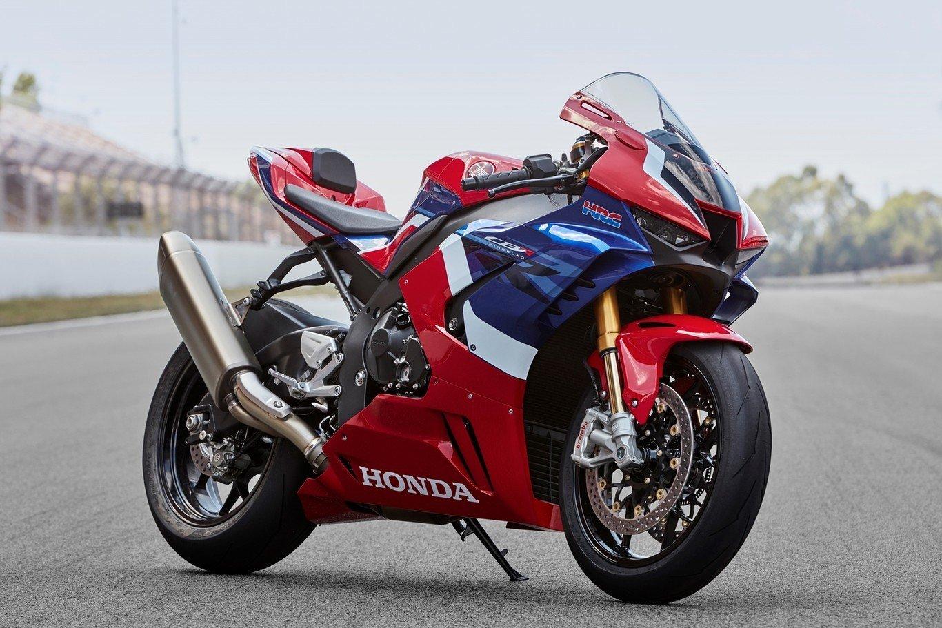 WorldSBK: Honda CBR1000RR-R SP, la revolución que no llegó. Galería y novedades.