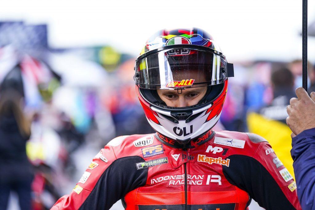 Resultados viernes Moto3. Gabri Rodrigo lidera en Montmeló