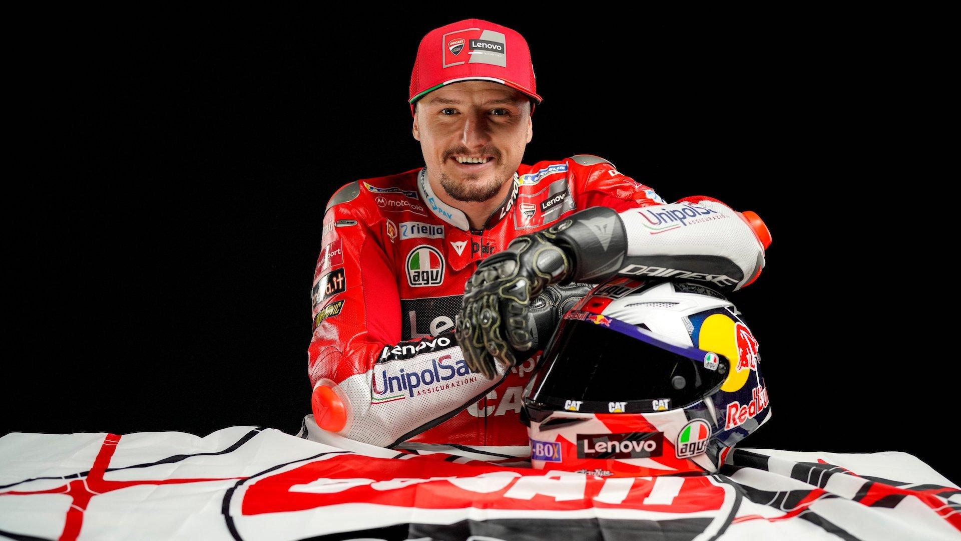 Ducati renueva a Miller y cambia su política a la continuidad