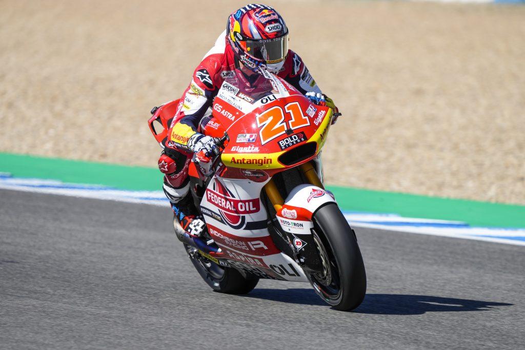 Fabio Di Giannantonio gana en Moto2 y Gardner mantiene el liderato