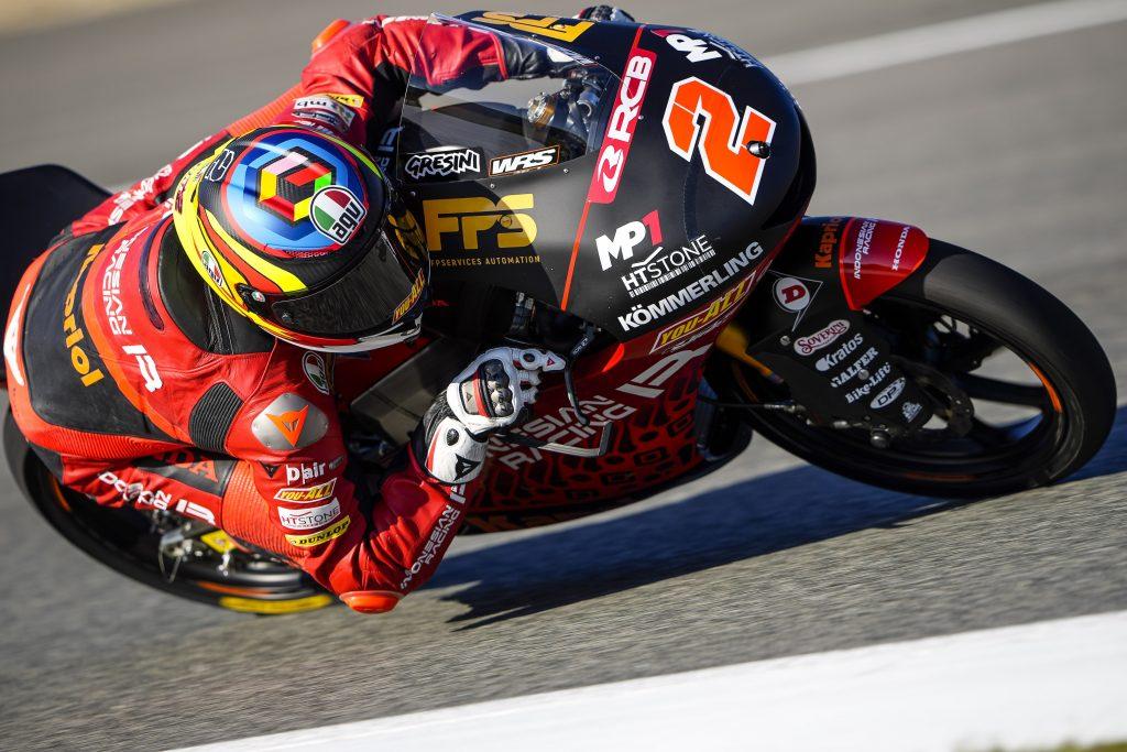 Gran Premio de Francia. Resultados de Moto3