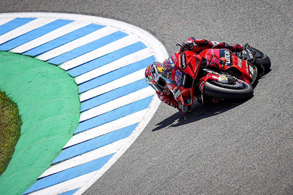 Jack Miller renace en Jerez