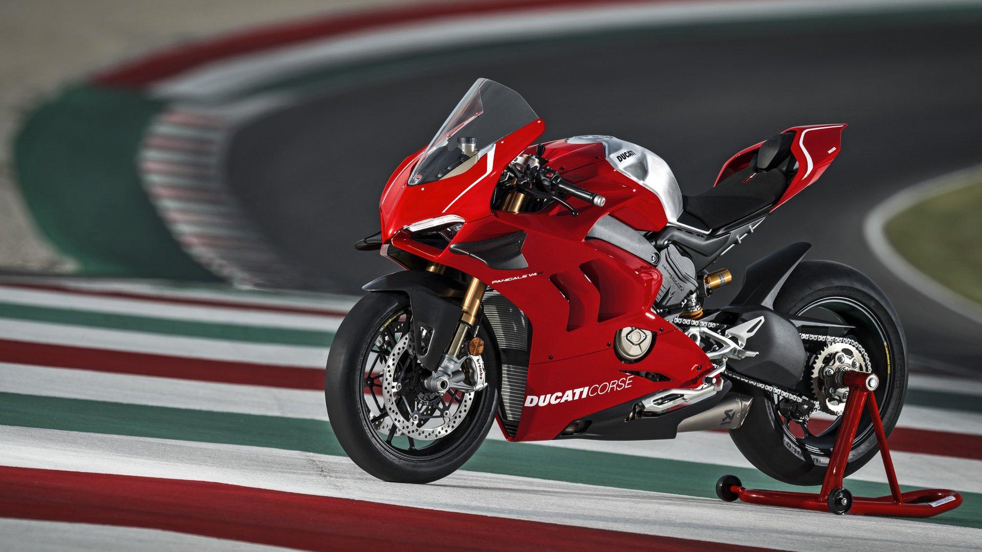 WorldSBK: Ducati Panigale V4R, you sexy beast. Galería y novedades