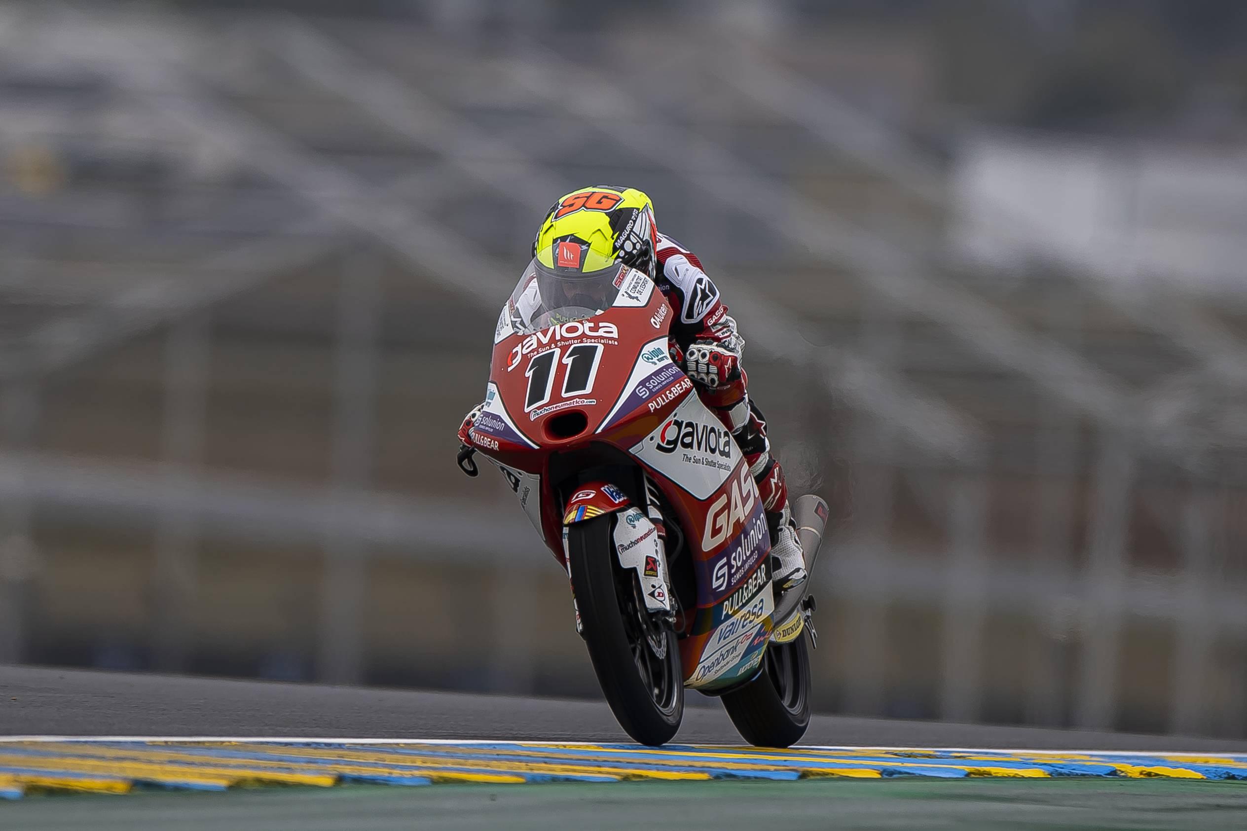 Gran Premio de Francia. Resultado de la carrera de Moto3