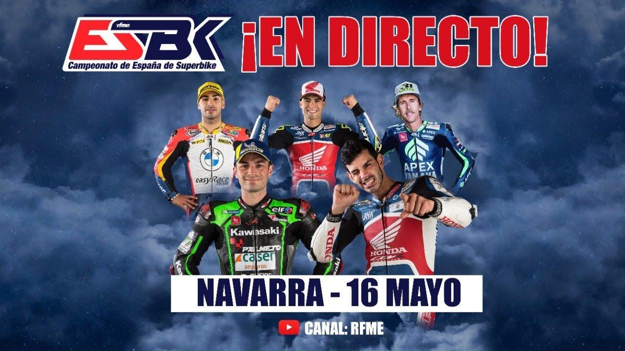 ESBK Navarra en Directo