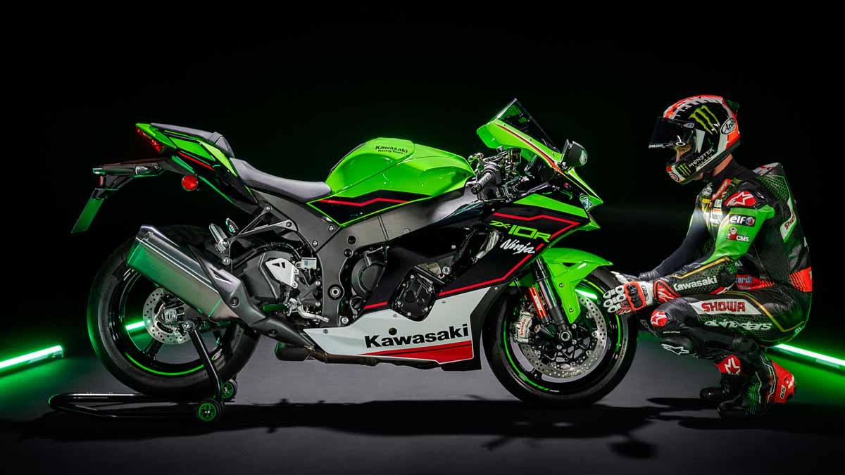 """WorldSBK: Kawasaki ZX10RR 2021, la """"no revolución"""". Galería y novedades"""