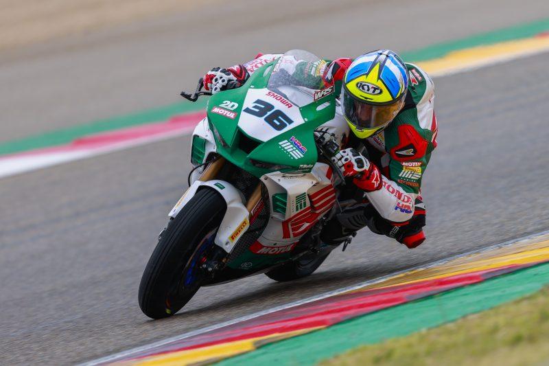 MIE Honda Racing no disputará las próxima carreras