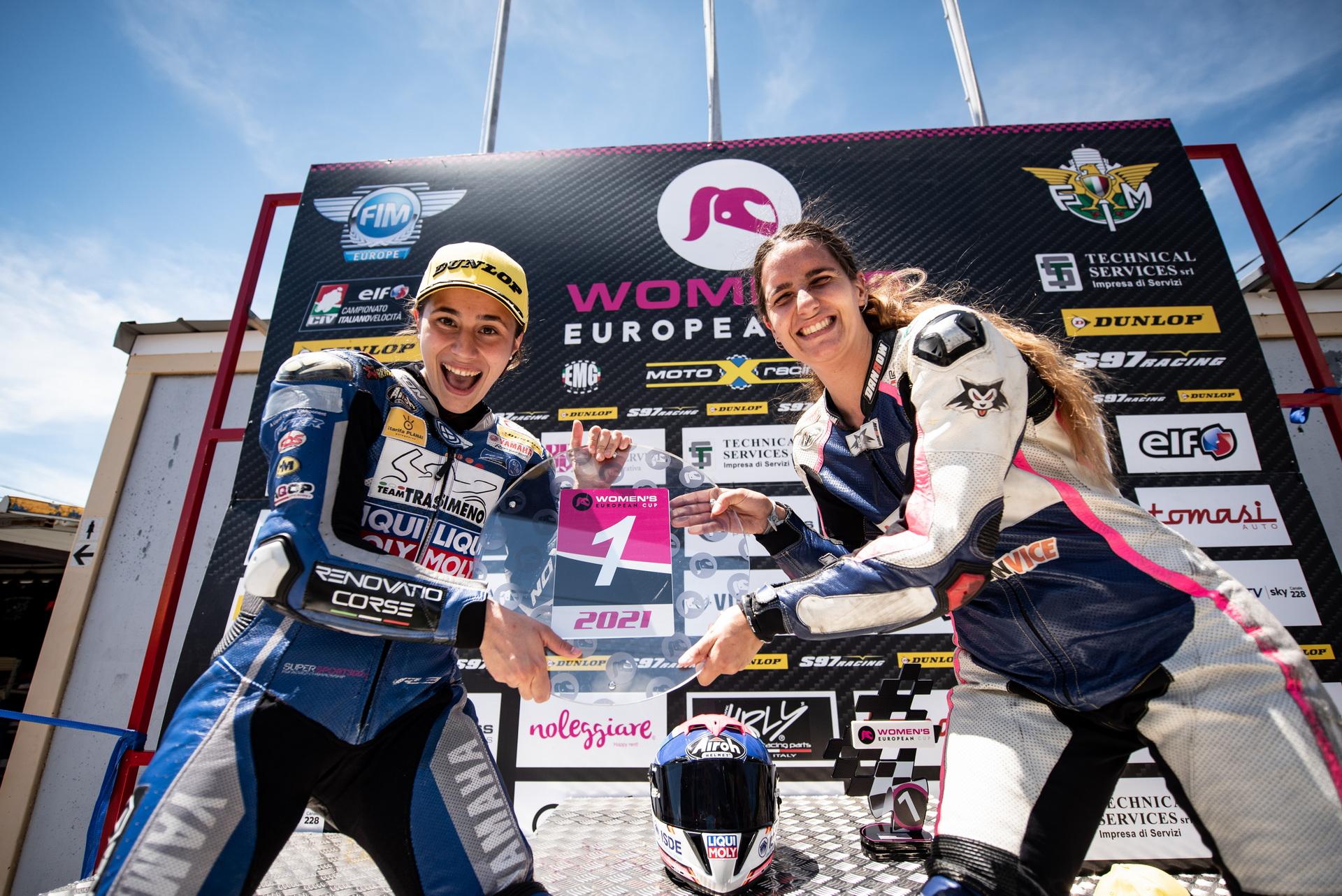 Sara Sánchez cerca del doblete: victoria y segundo puesto en Rijeka