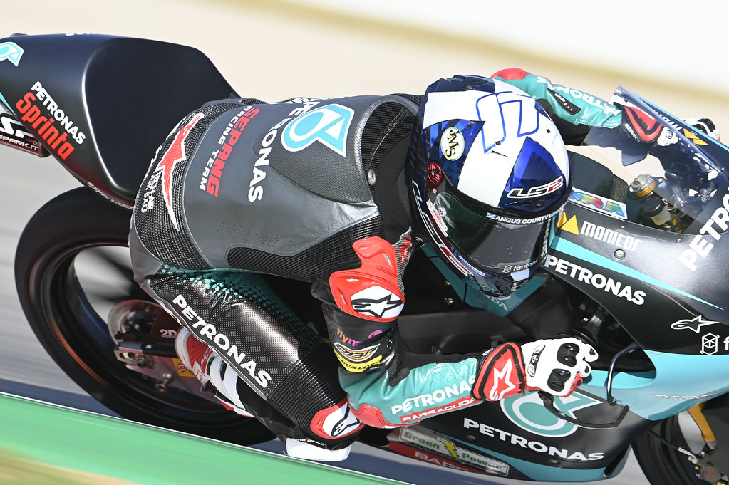 Gran Premio de Alemania. Resultados del viernes de Moto3