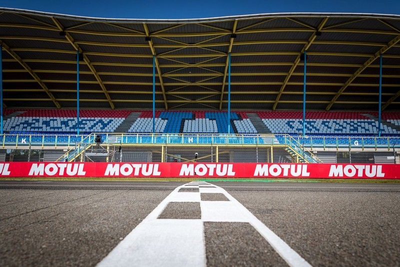Gran Premio de Holanda- Horario
