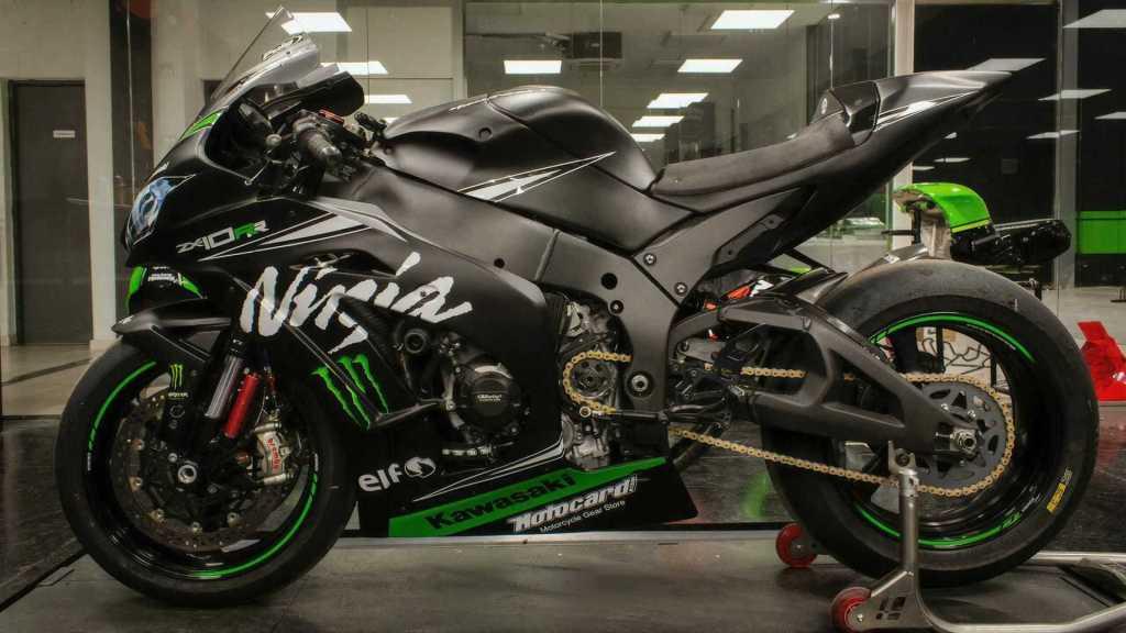 Jonathan Rea ha vendido su moto. ¿Quieres saber por cuánto?