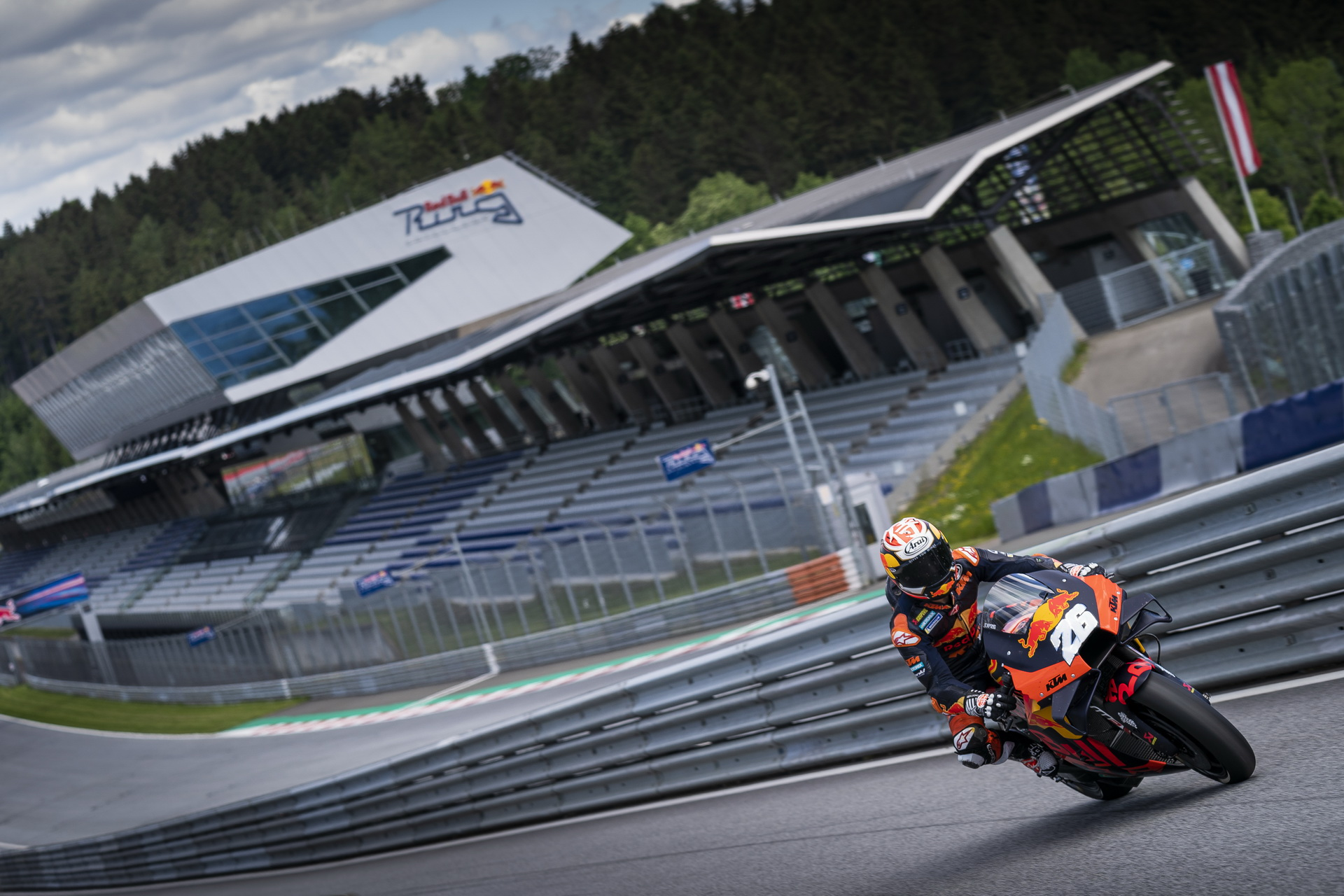Dani Pedrosa confirmado como Wildcard en el Gran Premio de Styria
