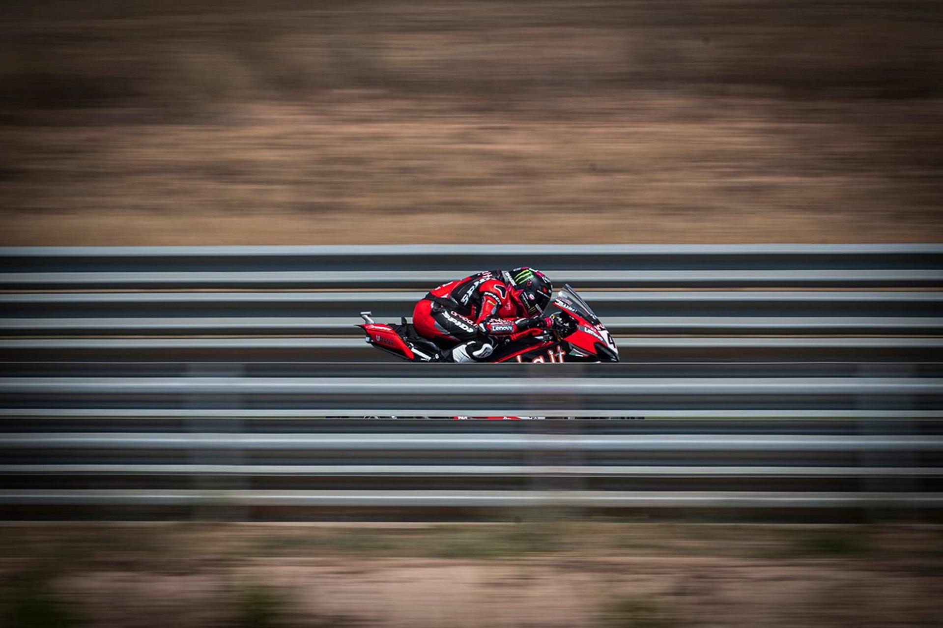 WorldSBK – Superpole Race – Navarra – Redding