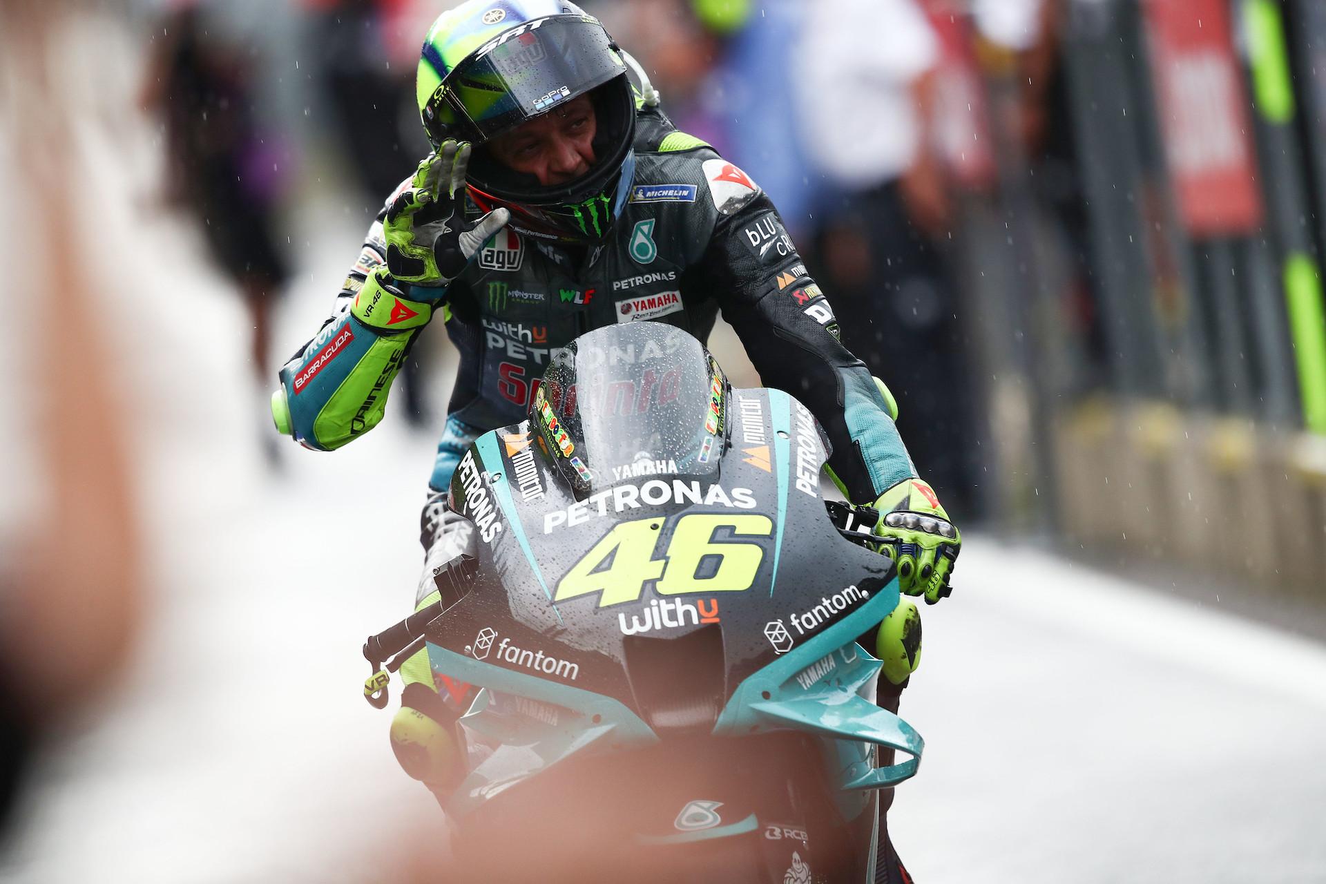 Adiós a Rossi, ¿adiós a MotoGP?
