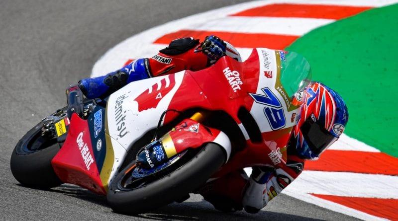 Moto2 Austria, clasificación combinada viernes: Ai Ogura, primer aviso.
