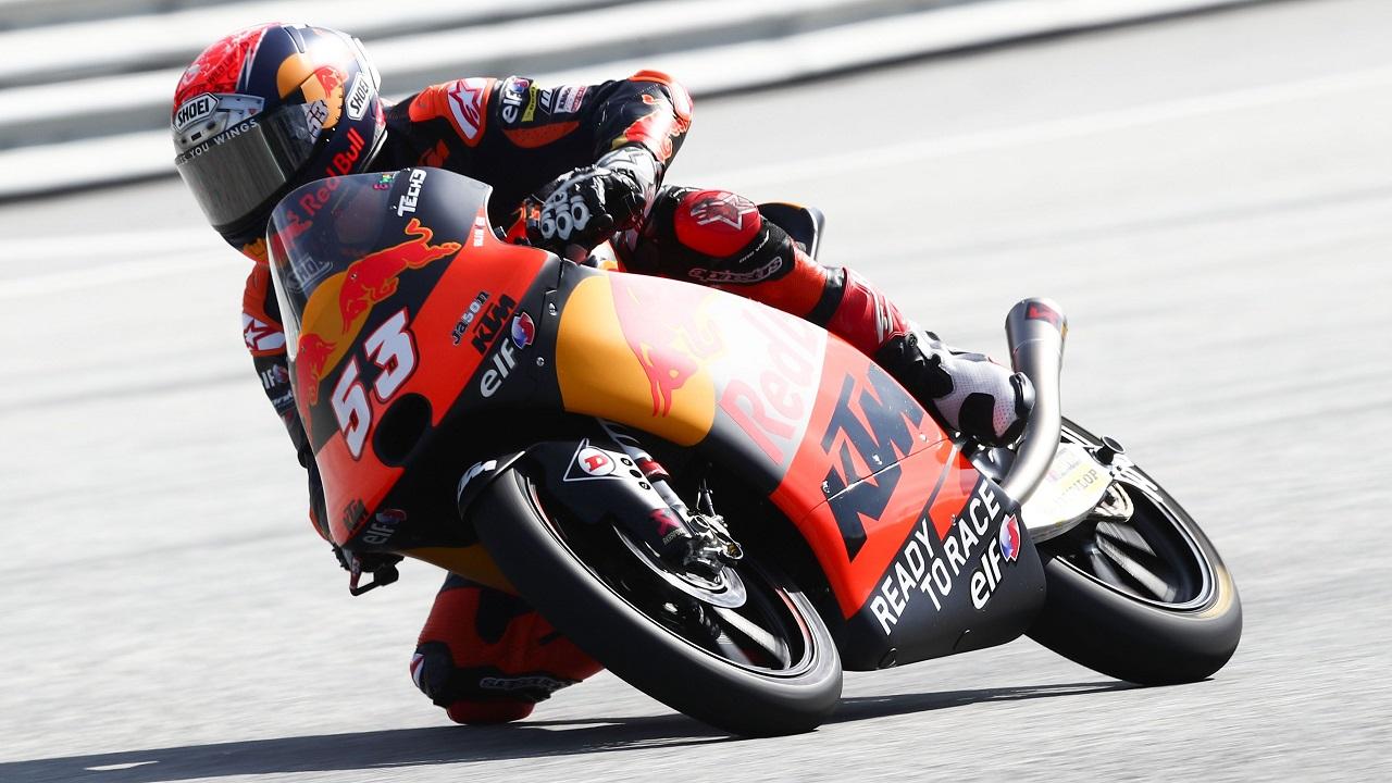 Gran Premio de Estiria – Clasificación de Moto3