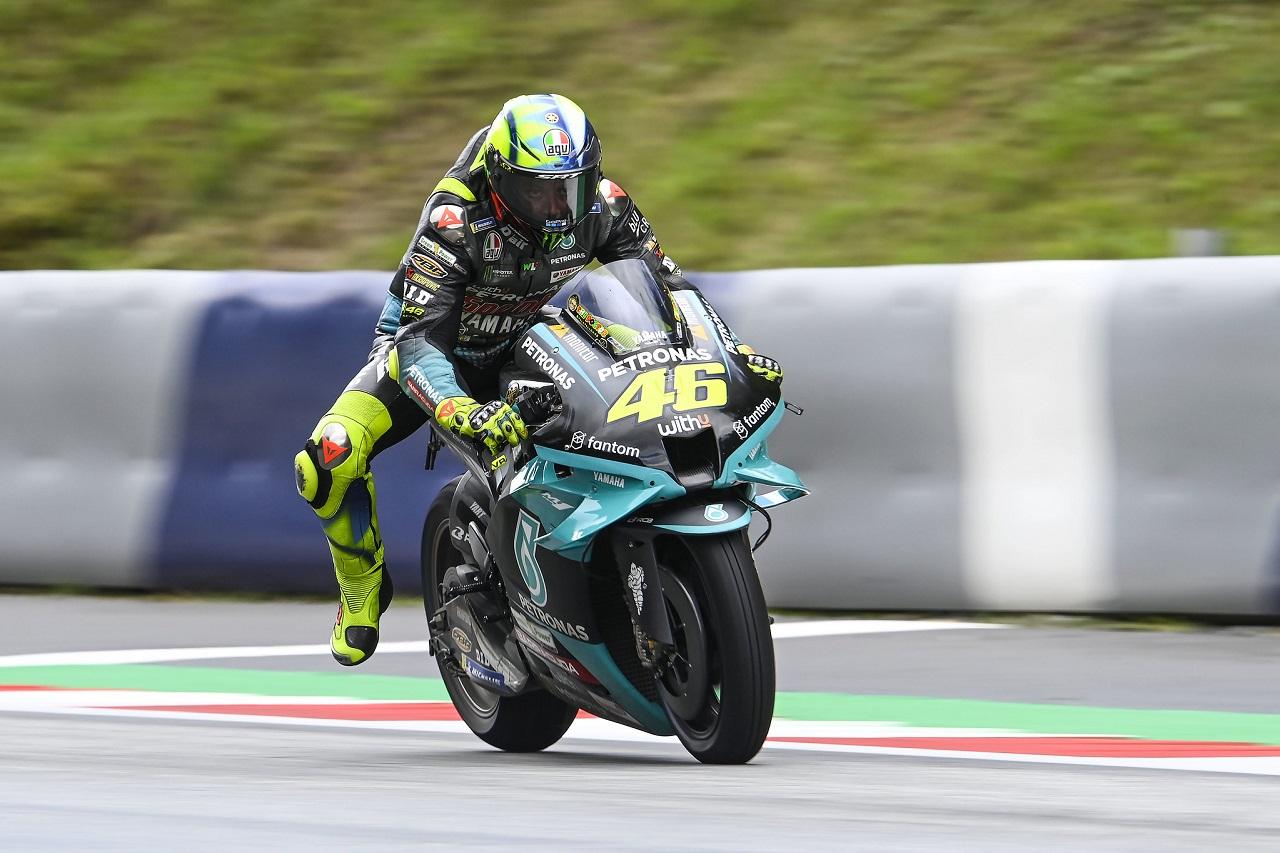 """Valentino Rossi: """"Un podio habría sido precioso"""""""
