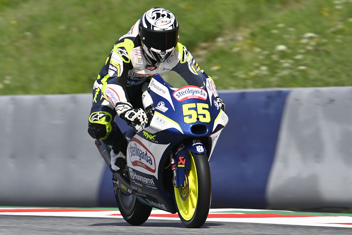 GP Austria, Parrilla de Salida de Moto3: pole para… ¡Romano Fenati!