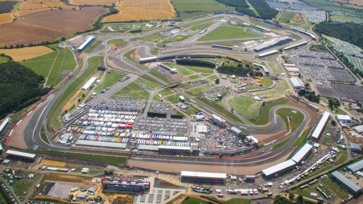 Gran Premio de Inglaterra – Horario [GeoCalculado]