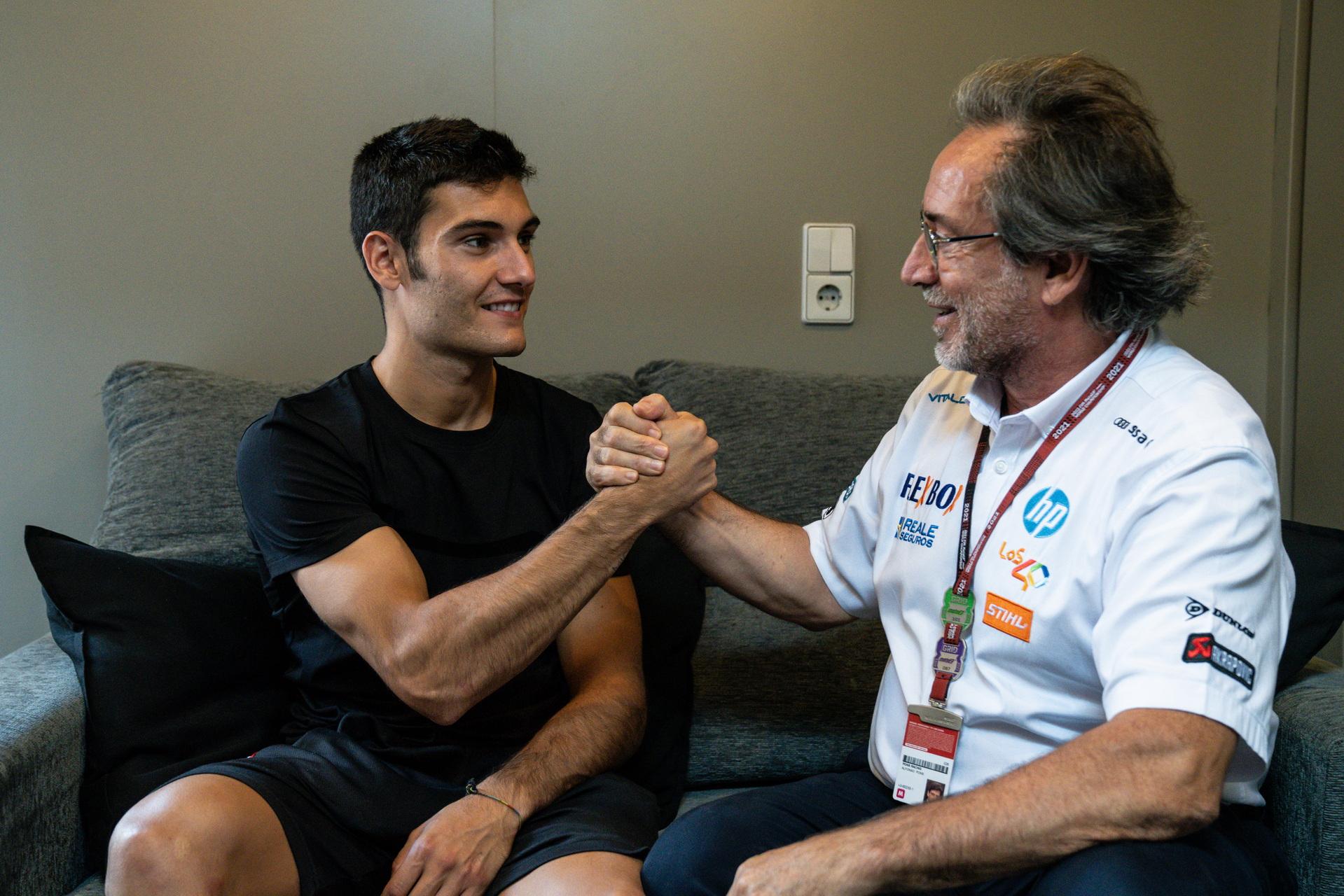 Jorge Navarro ficha por el Pons Racing.