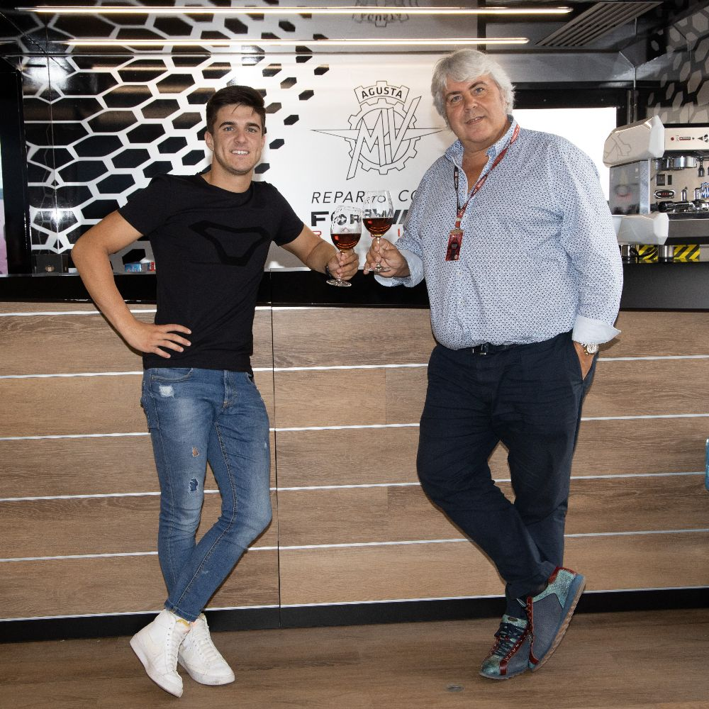 Marcos Ramírez con MV Agusta a partir de 2022