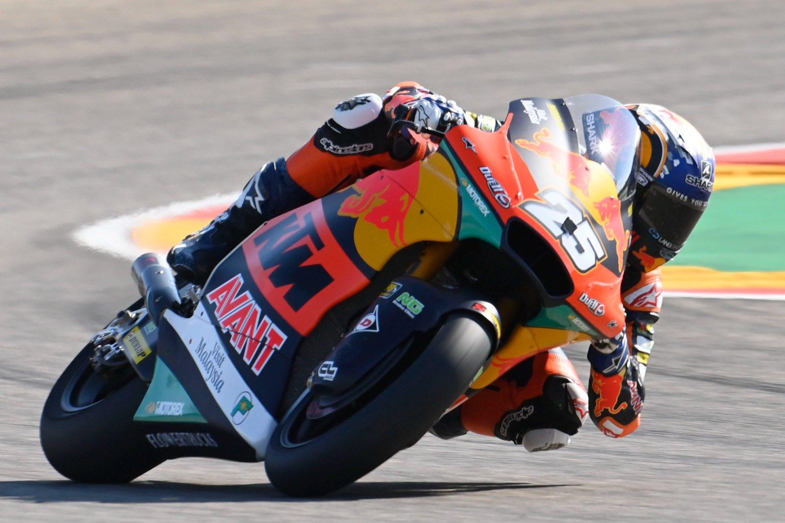Gran Premio de San Marino – Carrera de Moto2