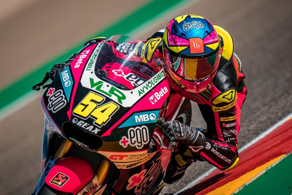 Fermín Aldeguer competirá con Speed Up hasta final de temporada