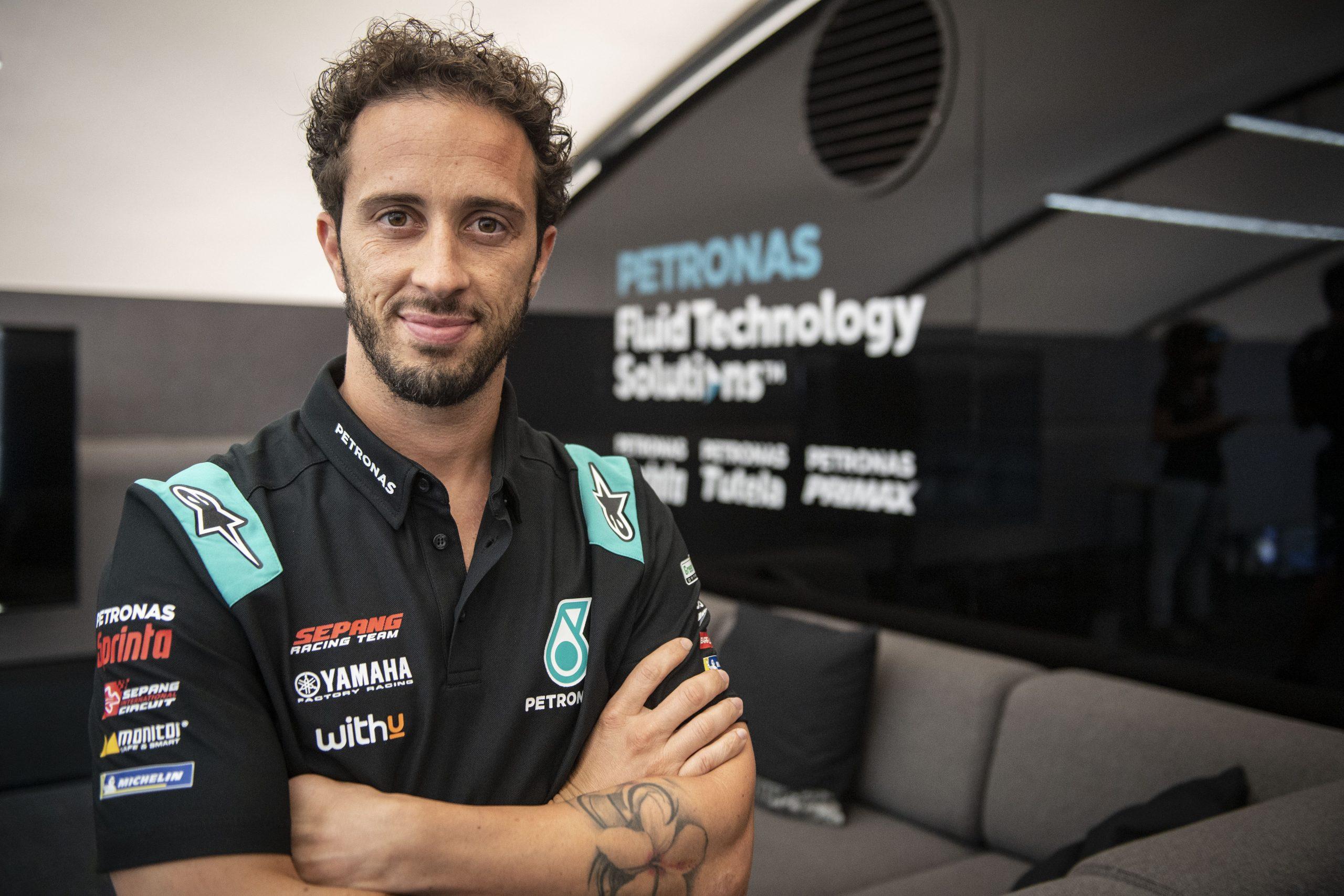 Movimiento en Yamaha. Morbidelli al oficial y Dovizioso al Petronas