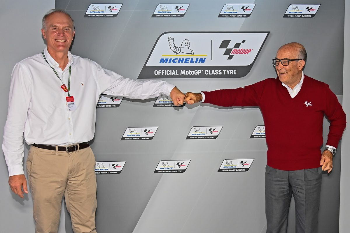 Michelin, MotoGP y el momento de renovar su acuerdo