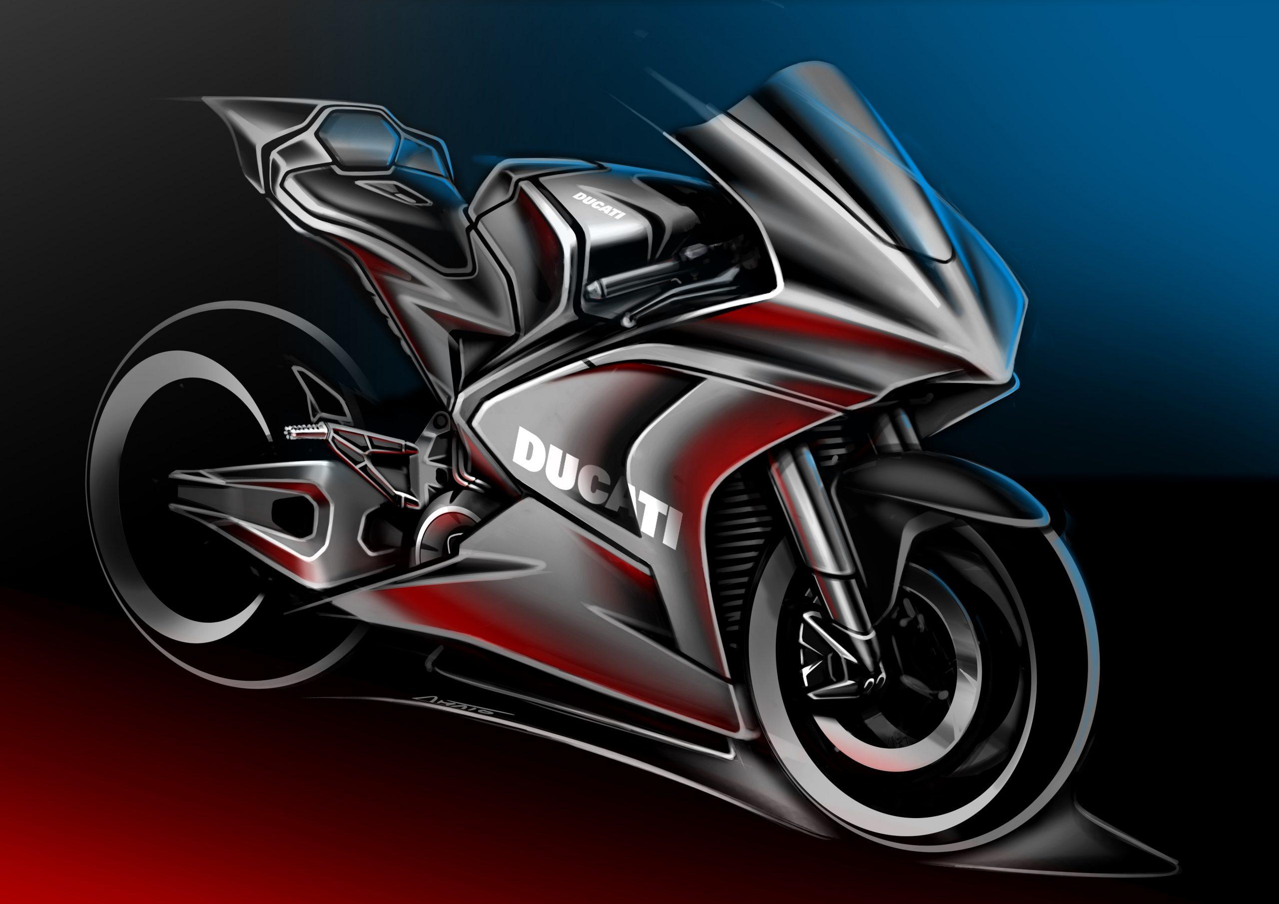 Ducati fabricará las MotoE a partir de 2023